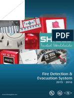 SHIELD Fire Detection & Evacuation System