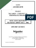Cover Sheet - MCC-002