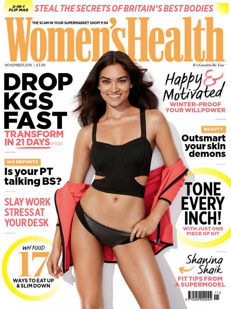 f50e64d03eb0b Women s Health - November 2016 UK