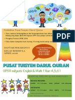 Tuition Flyers PDF