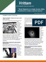 Vrittam Newsletter(6sep 22sep)