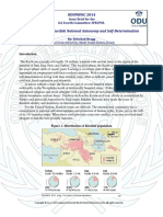 Specpol Consideration of Kurdish National Autonomy and Self Determination (1)