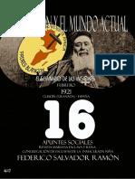La Religión y el Mundo Actual  de Federico Salvador Ramón – 16 – El Seminario de las Misiones
