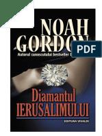 Noah Gordon - Diamantul Ierusalimului