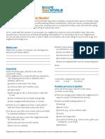Walkability Checklist(1)