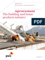 Home improvement in buidling industry