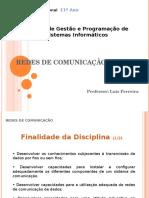 Redes de Comunicação Módulo1