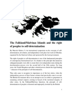 The Malvinas-Falkland Islands and the Right of Peoples to Self-Determination 01