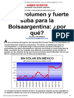 Saber Invertir_ Informe Financiero Semanal - Premierserviciosfinancieros@Gmail
