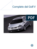 Manual de Usuario Vw Golf Mk5