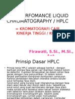 Hplc - Kckt Fira