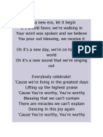 Christian Lyrics