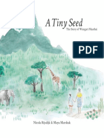 A Tiny Seed – the Story of Wangari Maathai