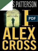 Alex Cross 16 - I, Alex Cross - Patterson_ James.epub