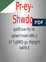 Safar e Shadat