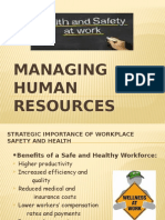 PPT Safety and Health