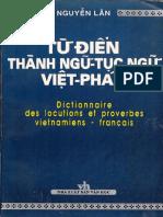 Tu Dien Thanh Ngu Viet Phap