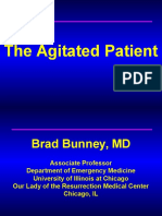 Agitated Patient