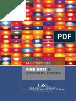 Arts and Culture Brochure 14-15-w 1