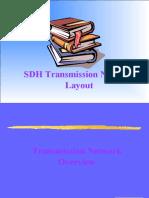 SDH Transmission Network Layout