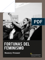 Fraser. Las fortunas del feminismo Capítulo IX