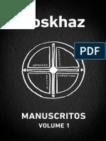 Yoskihaz - Manuscrito Vol 1