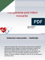 Recuperarea Post Infarct Miocardic