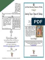 2017 - 21-22 Jan-31ap-15luke-Tone 6 - Vespers Hymns-st Timothy-st Zacchaeus