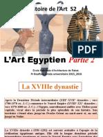 02 L'Art Egyptien Partie II 2015 PDF