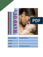 6. 2 Perdarahan Postpartum-
