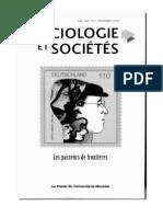 Sociologie et Société 42-1 2010
