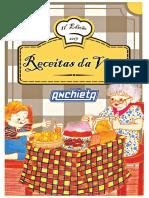 Receitas Da Vóvó 2013- Anchieta