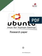 Ubuntu Research [2824391]