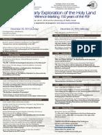 Haifa Poster PEF Conference