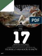 La Religión y el Mundo Actual  de Federico Salvador Ramón – 17 – Europa decadente. América para los americanos