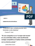 Administración Estratégica Capítulo 4
