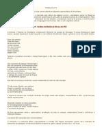 Análise de Marília de Dirceu