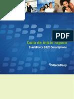 Blackberry 8820 Smart Phone - Gua de Inicio Rpido (Version 4.2