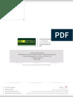 Cabrera - Reforma Educacional Capital Humano y Desigualdad en Chile