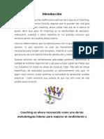 MANUAL DE TÉCNICAS DE COACHING