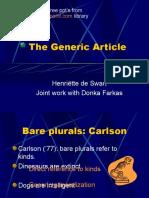 Generic Language