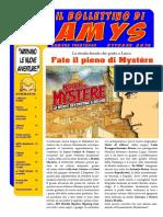 Il Bollettino Di Amys Nr. 32-2016