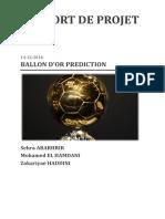 Rapport de Projet DATAMINING