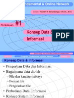 P#1-Data and Information
