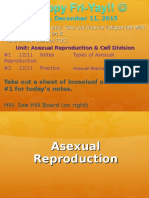 asexual reproduction ppt  1