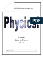 12 Physics Handbook - Jan 2012