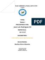 Tema I Informatica Para Agrimensores