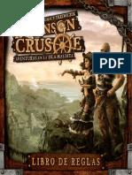 Robinson Crusoe - Libro de Reglas
