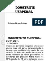 5.Endometritis Puerperal