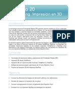 SolidWorks Impresion 3D